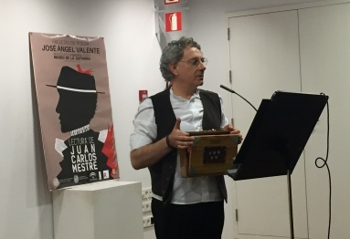 Recital de Juan Carlos Mestre