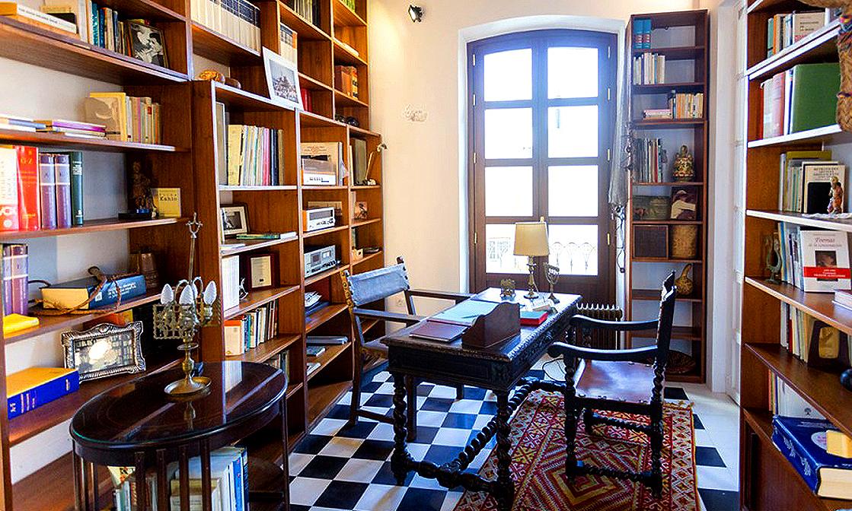 la casa del poeta actual