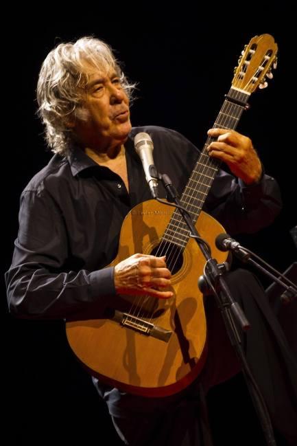Paco Ibáñez. Fotografía de morx.net